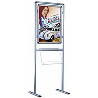 A1 Freestanding Poster Display