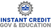 Instant credit accounts for government and educational organisations
