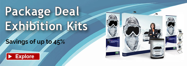 Exhibition Kits Special Offer