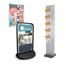 Portable Exhibition Stands In : Discount displays exhibition stands display systems print