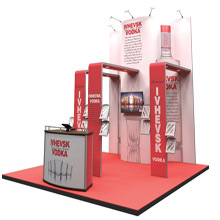 Large Modular Exhibition Systems