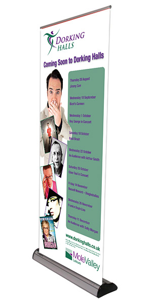 Retractable Banners Cheap >> Banner Stands Retractable Roller Banner Stand Discount | Autos Post