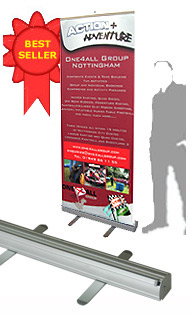 Budget Roller Banner Stand