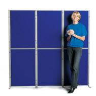 modular trade show stand