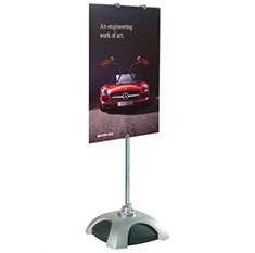 Garage Display Stands