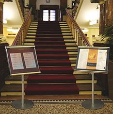 Hotel Displays