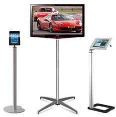 Multi Media Display Stands