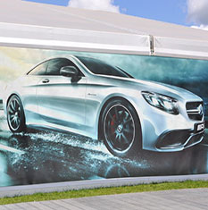 Automotive Banners