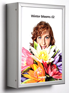 Bladon Economy Lightbox - Slim Light Box