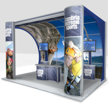 Medium Modular Exhibition Stands