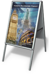 "20"" x 30"" POSTER SNAP SHUT A BOARDS"