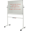 Whiteboards and flipchart easels