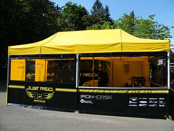 Custom Branded Canopy Tents
