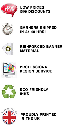 Banner printing benefits