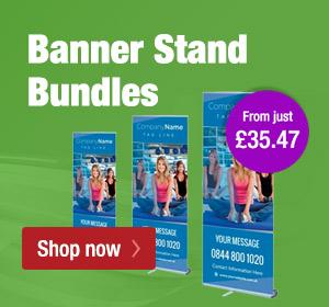 Banner Stand Bundle