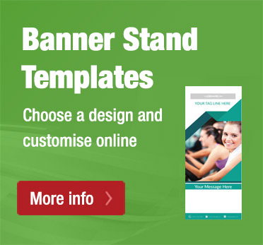 Banner Stand Templates