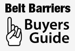 Belt barriers buyers guide