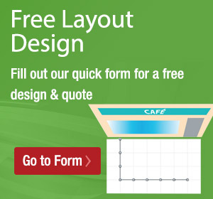 Free Cafe Barrier Layout Service