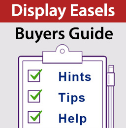 Display easels buyers guide