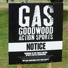 Event Branding Signs
