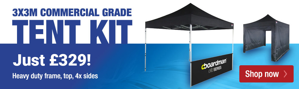 Tent Canopy Kit Special Offer