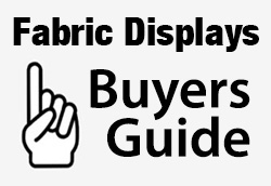 Fabric displays buyers guide
