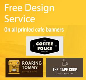 Free Cafe Barrier Design Service