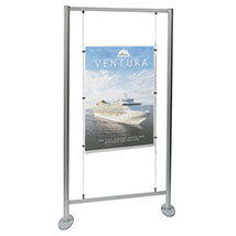 Free Standing Cable Displays
