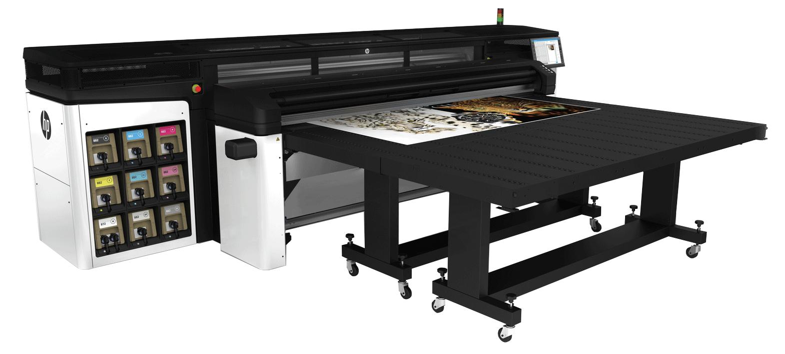 HP Latex R2000 Plus Printer