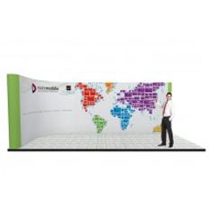 3x6m Linked popup - £1995