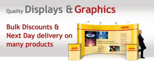 Discount Displays - Buy Display Systems
