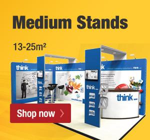 Medium Exhibition Stands