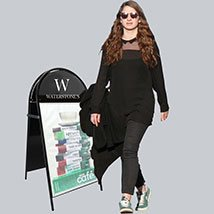 PVC Outdoor Poster Printing