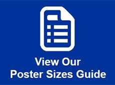 View our poster sizes guide