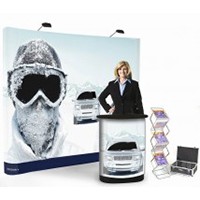 Pop Up Display Stand Bundle Kits