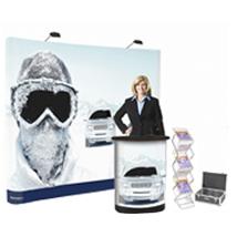 Pop Up Display Stand Bundle Kits