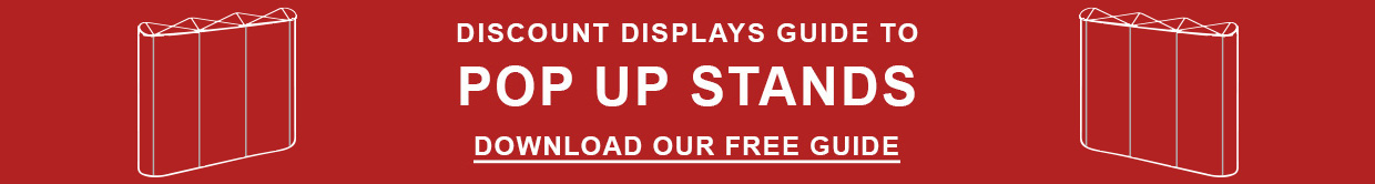 Download our free pop up stands guide