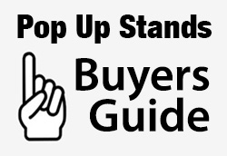 Pop up stands buyers guide