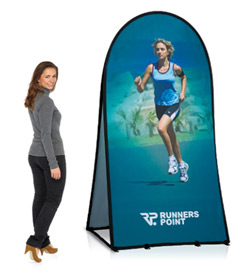 Pop Out Banner Frames