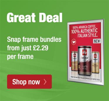 Snap frame bundles