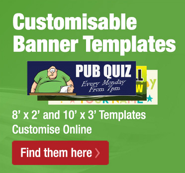 Customisable Banner Templates