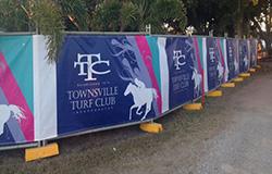 PVC Banner Hoarding Wrap