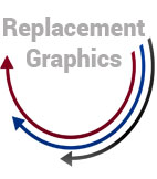 Replacement Graphics
