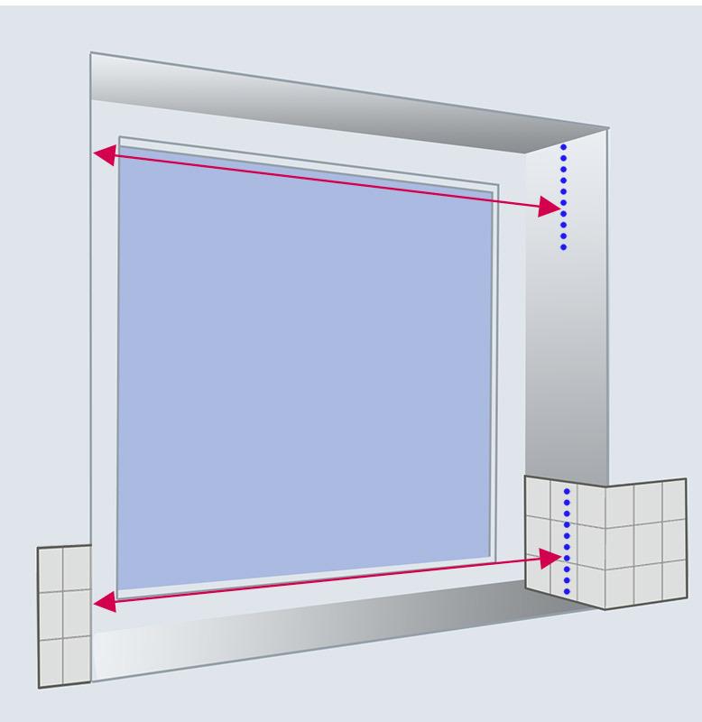 varied width window example