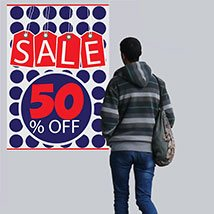Retail Sale Posters