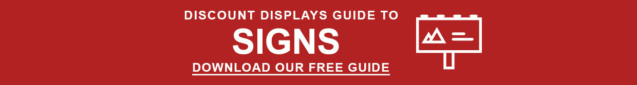 Discount Displays Sign Guide Download