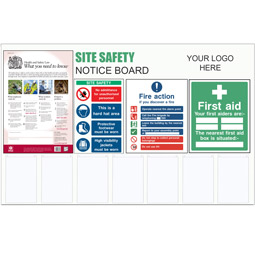Custom Site Safety Boards