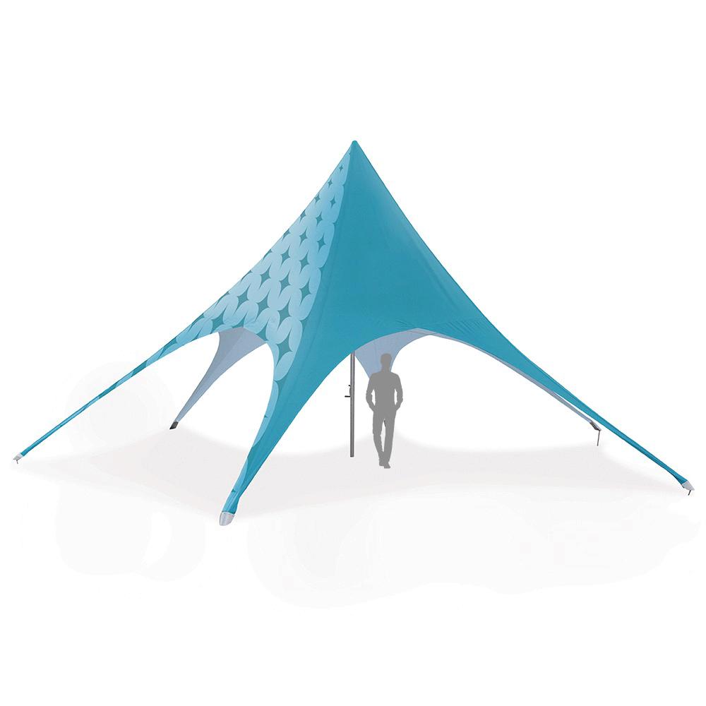 Custom Printed Star Tent