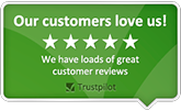 Discount Displays Trustpilot