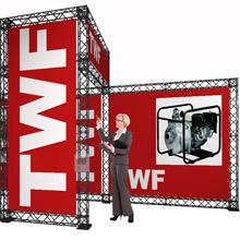 Medium Modular Exhibition Stands